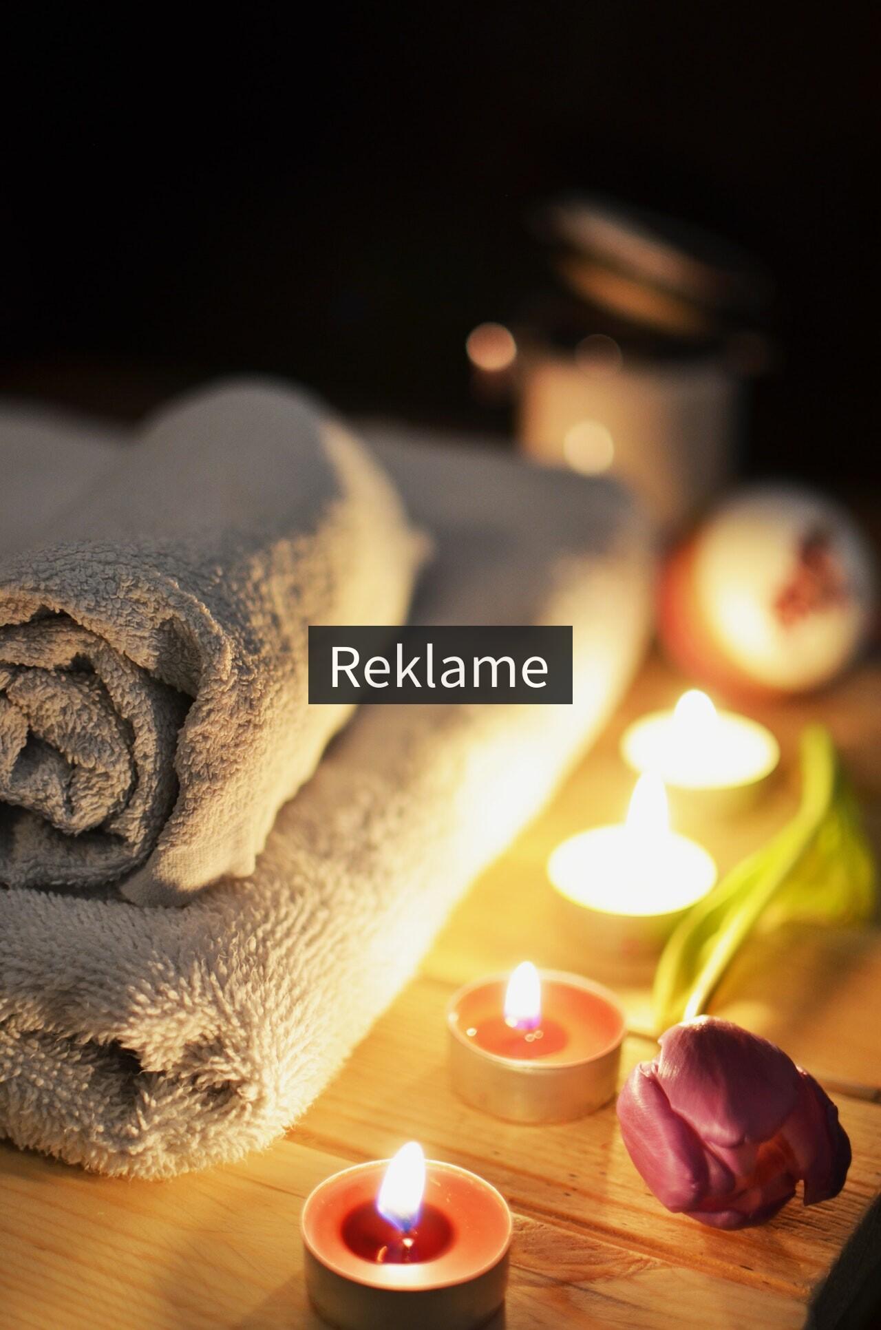 Romantisk aften med massage