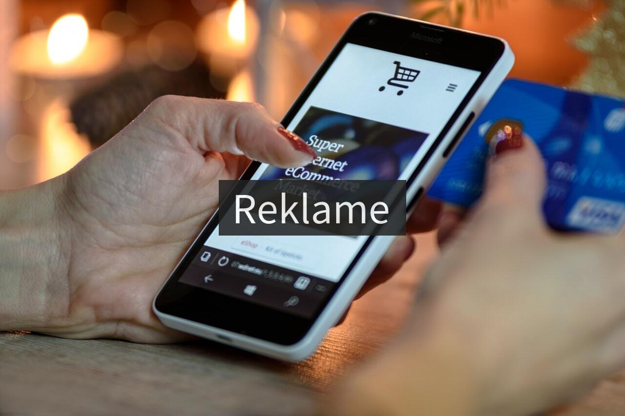 Iphone med webshop